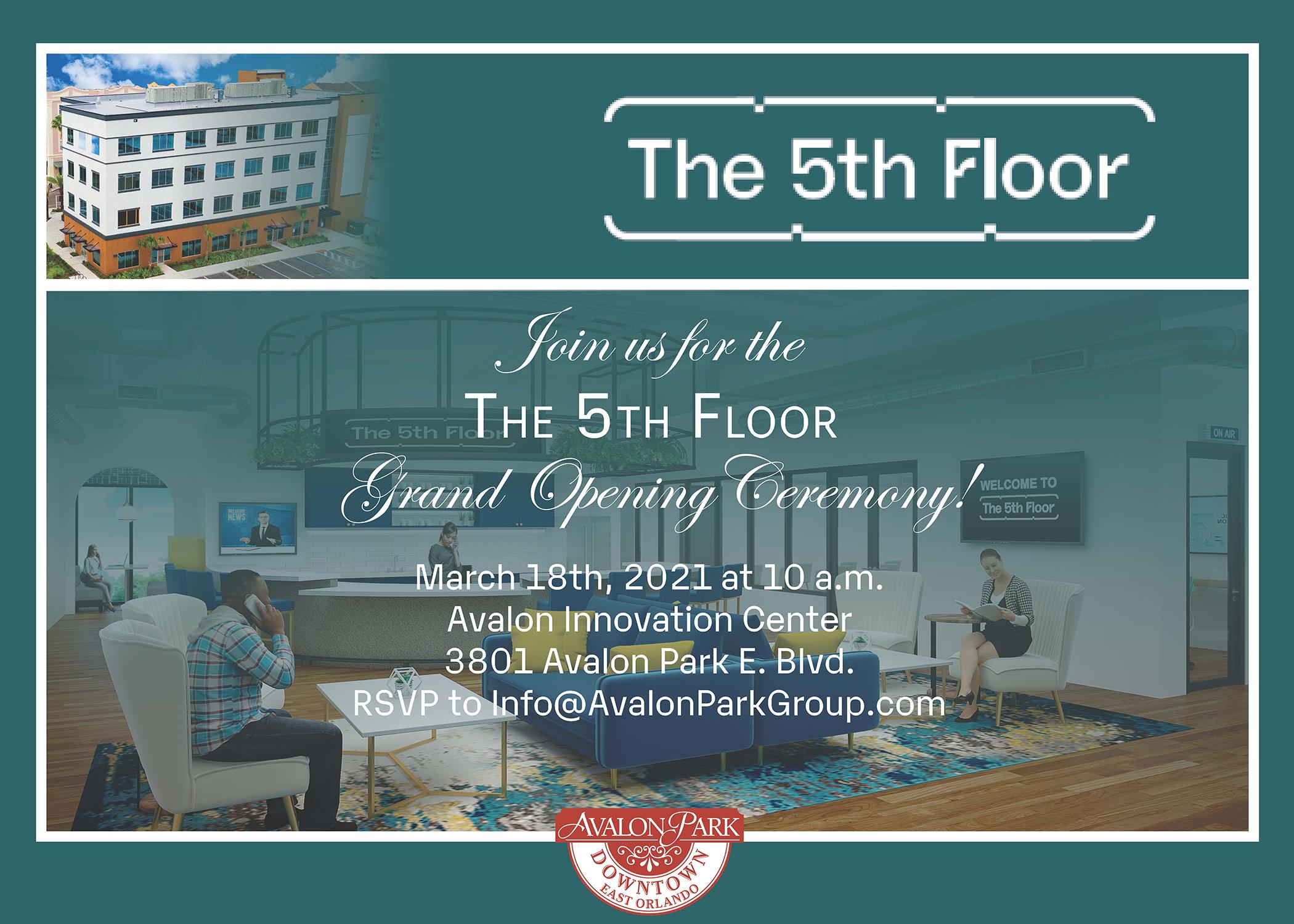 The 5th Floor Orlando Grand Opening